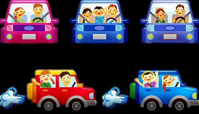 Les meilleures astuces pour des trajets en voiture sereins avec vos enfants :
